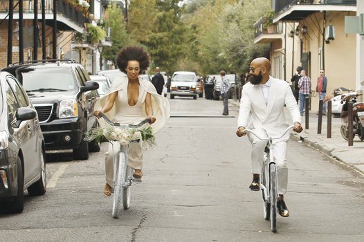 """Sunday's wedding of Solange Knowles, Beyoncé's younger sister, and Richmond native Alan G. Ferguson will go down in """"The Big ..."""