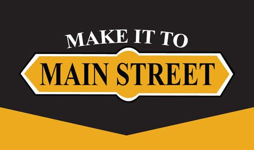 "Just in time for the holiday shopping season, a new partnership between local manufacturers and the ""Main Street Maryland"" program ..."