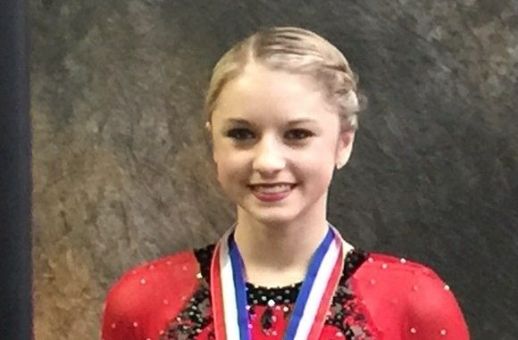 Paige Rydberg will be participating in the U.S. National Figure Skating Championships in Greensboro, N.C., in January.