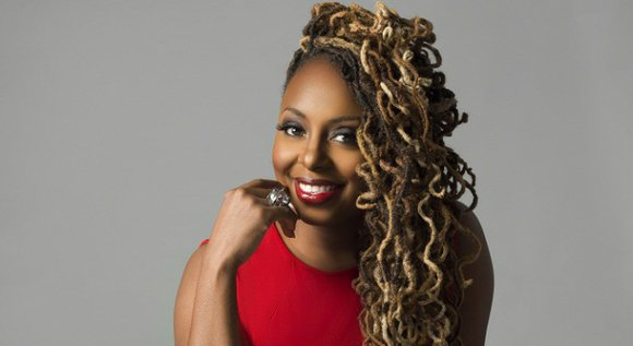 Ledisi plays Mahalia Jackson in the Oscar-nominated film and sings the song on the movie's soundtrack, so some of her ...