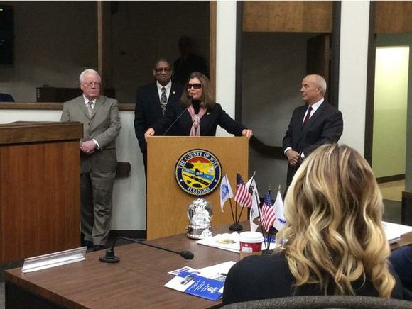 The board said goodbye to outgoing members last week; new leadership will be chosen next week.