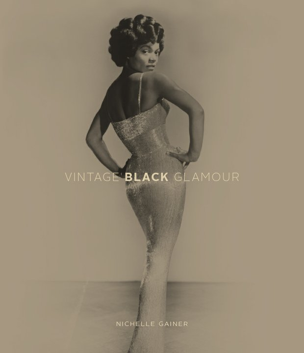 """Vintage Black Glamour"" by Nichelle Gainer"