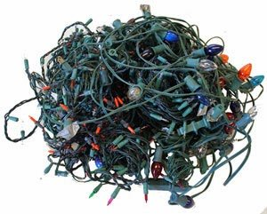 Keep strings of unusable Christmas lights out of the landfill by taking them to one of 14 locations in Will ...