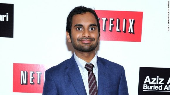 Aziz doesn't miss the old Kanye.