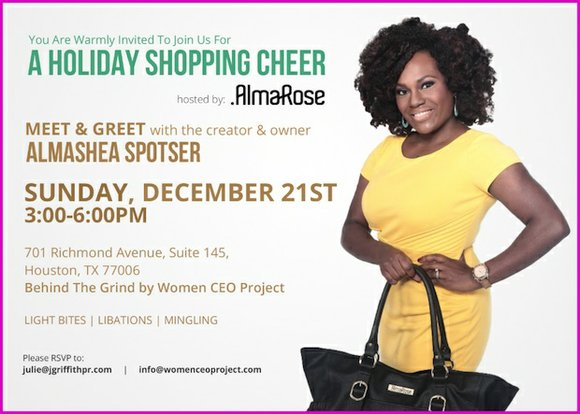 AlmaRose Bags, a chic line of handbags and couture for the most fashionable mommies, will debut in the Houston market ...