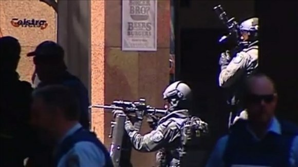 Australian special forces and police stormed the Lindt cafe in Sydney early Tuesday from two directions, and the hostage-taker was ...