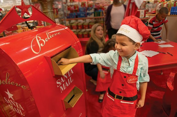 Let this season of giving take on a new form by participating in a simple act of kindness. Whether you ...