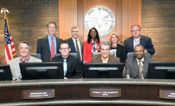The ordinance comes about a year after the resignation of Joliet District 4 Councilwoman Susie Barber, who frustrated the council ...