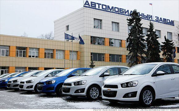 Overall it has sold about 170,000 cars under the Chevrolet, Opel and Cadillac brands in Russia in the first 11 ...