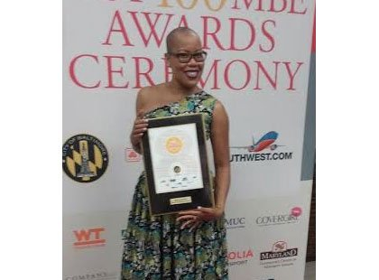 On October 23, 2014, Maisie Dunbar, founder of Maisie Dunbar Spa Lounge and Bluffa Jo Cosmetics, received the 2014 Top ...