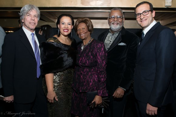 It was definitely an event for the decades as the New York Amsterdam News celebrated its 105th anniversary with a ...