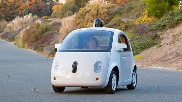 Unlike the mock-up car Google first shared in May, this version is fully functional. It even has real headlights. The ...
