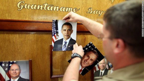 During the administration of President George W. Bush (2001-2009), the U.S. claimed that Guantánamo Bay detainees were not on U.S. ...
