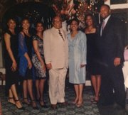 Parnell Napoleon Avery, M.D.  and family