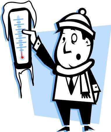The National Weather Service's most recent forecast is calling for a low of 7-below Tuesday night, 1-below Wednesday and 11-below ...