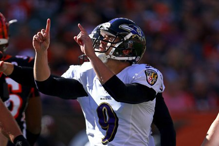 Justin Tucker would probably not be the name that the average fan would mention if they were asked who the ...