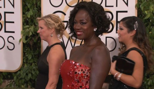 The 72nd Golden Globes started out pretty much how we expected with Tina Fey and Amy Poehler hosting: irreverent and ...