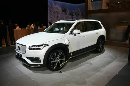 """""""R-Design is created for people with a passion for things that add spice to life,"""" said Alain Visser, Senior Vice President, Marketing, Sales and Customer Service of Volvo Car Group. Photo by Francis Page Jr."""