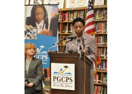 Maryland State Superintendent of Schools, Dr. Lillian M. Lowery announced a statewide collaboration between the Maryland State Department of Education ...