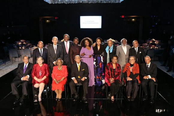 Oprah Winfrey hosts a gala of events honoring some of the legendary men and extraordinary women of civil rights, the ...