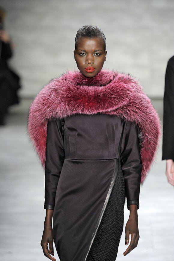 In this winter's arctic chills, furs hit the street big time. The most important trends are color, exaggerated volumes, proportion, ...