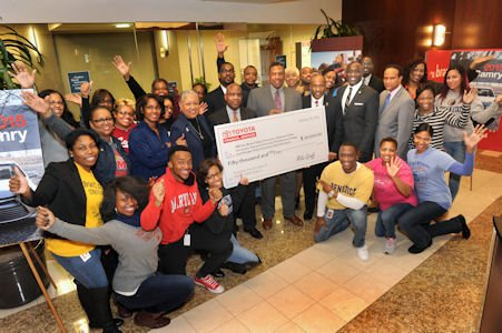 The Tom Joyner Foundation, a major driving force in raising money for historically black colleges since 1998, today announced the ...