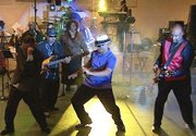 """""""Habit Band"""" featuring the original members: Angie, Juan, Poochie, Merv, Jimmy, Mark, Buttons and Calvin will perform at the Maryland Van Council Annual Dance at Pikesville Community Hall located at 40 E. Sudbrook Lane in Baltimore on Saturday, January 17, 2015 from 9 p.m. until 1 a.m. It is cabaret style, BYOB, BYOF and free set-ups. Yours truly, """"Rambling Rose"""" will be signing my new book. For more information, call Tawanda at 443-527-9590."""