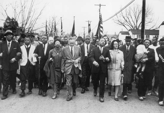 When President Barack Obama and civil rights veterans gather this weekend to celebrate the 50th anniversary of the Selma campaign, ...