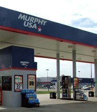 A Murphy USA gas station is to be built in front of the Joliet Walmart store on Route 59.