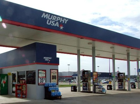 The new gas station will be built on an outlot in front of the Walmart store and the new Mexican ...