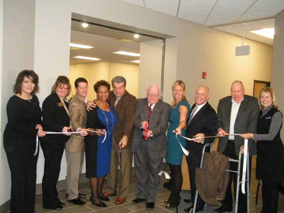 The two Will County departments are located in a newly remodeled building at 158 N. Scott St. in downtown Joliet.