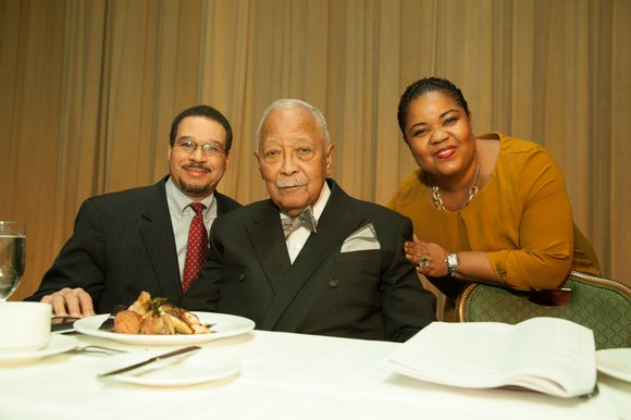 The Black Agency Executives organization recently held its 38th annual Dr. Martin Luther King Jr. Luncheon.The Honorable David Dinkins, New ...