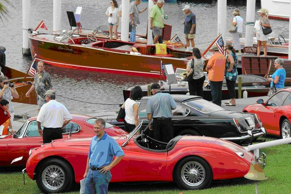 The 20th Annual Keels & Wheels Concours d'Elegance, benefiting The Boys & Girls Harbor, is currently recruiting exhibitors to participate ...