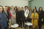 UN Women at the CEDAW reception (Gideon Manasseh photos)