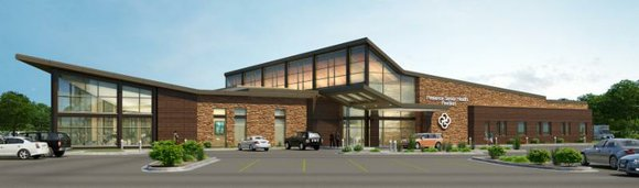 The 30,000-square-foot facility will include advanced imaging, an on-site lab and immediate care services.