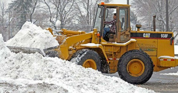 The size of the snowfall, coupled with the heavy weight, resulted in one contractor having his equipment breakdown and additional ...