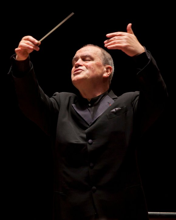 Conductor Laureate Hans Graf returns to Houston on February 20-22, 2015, to lead internationally-acclaimed pianist Lise de la Salle in ...