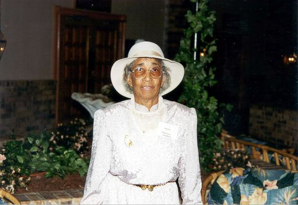Cherry Lou Jenkins entered into eternal rest at her home in Charleston, S.C., Thursday, Jan. 22. Jenkins was a retired ...