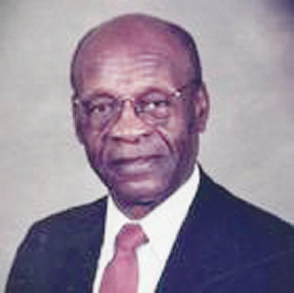 "Bernard L. Jones Sr. loved Richmond and did all he could to enhance it. ""He really liked seeing the community ..."