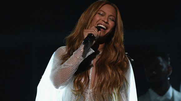 """Beyonce closed out the Grammys with an unlikely rendition of """"Precious Lord."""" Although wrapped in controversy since many believed it ..."""
