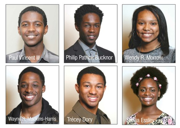 Six African American students, including five from the Ramon C. Cortines School of Visual and Performing Arts, are among the ...