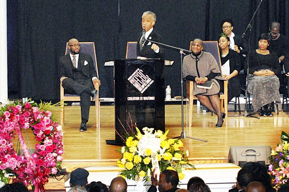 Friends and family gathered to say goodbye to Democratic Party leader, district leader, committee woman and community activist the Honorable ...