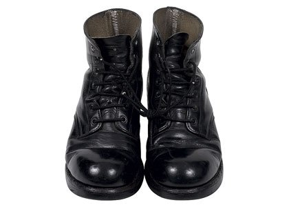 The war against Isis may require boots on the ground. These boots should not be the soldiers of the United ...