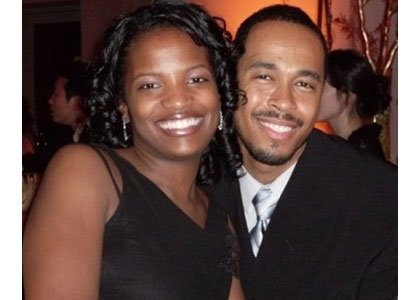 Candes and Dante Daniels, owners of Colin's Seafood & Grill and Maceo's Lounge.