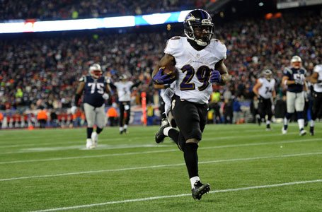 To say that this past year has been a whirlwind for Baltimore Ravens running back Justin Forsett would be an ...