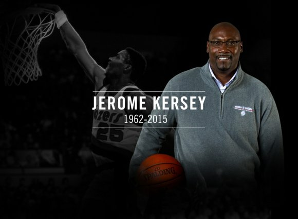 A beloved figure and one of the most prolific Portland Trail Blazers, Jerome Kersey, died Feb. 18 at age 52.
