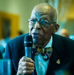 Former BSU President Samuel L. Myers (1967-77) reflects on the University's 150th anniversary.