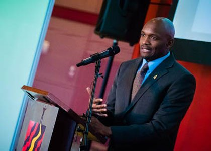 William Thomas ('02), the 2009 Maryland Teacher of the Year, reflects on all the ways that Bowie State prepared him to become an outstanding educator.