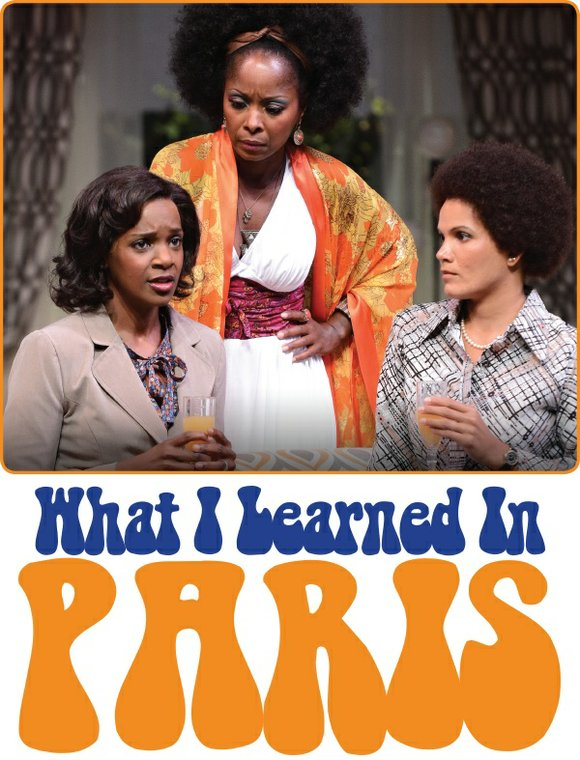 The Ensemble Theatre kicks off its spring production, What I Learned in Paris, a romantic comedy by best-selling novelist and ...
