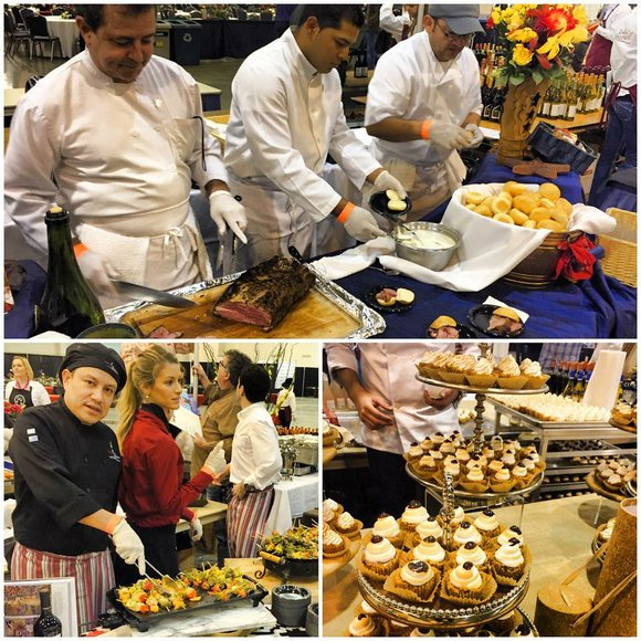 Thousands toasted award-winning wines and tasted outstanding food from 91 distinguished Houston restaurants, chefs and caterers to celebrate the 2015 ...